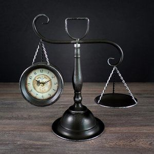 Other - Iron Clock Scale New 12x12 Pairs